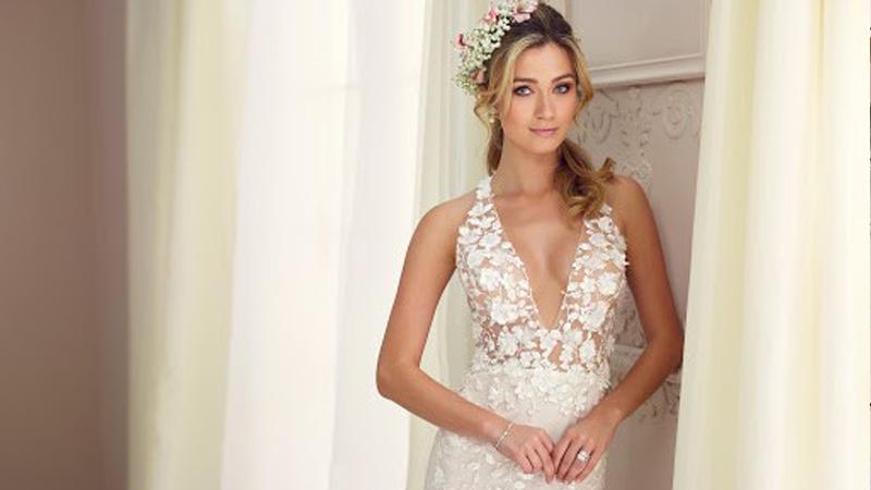 Kako uskladiti poročno obleko s poročnim prstanom?