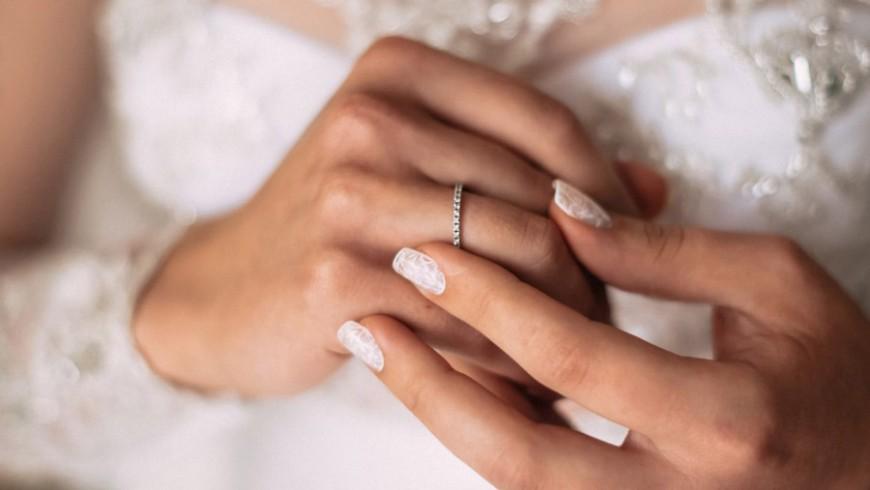 Cena poročnih prstanov
